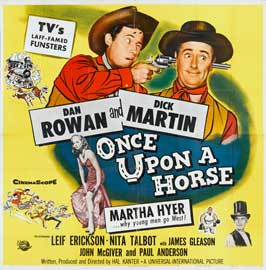 Once Upon a Horse - 30 x 30 Movie Poster - Style A