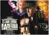 Once Upon a Time in America - 11 x 17 Movie Poster - German Style A