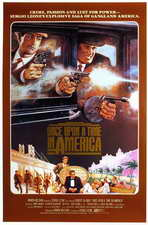 Once Upon a Time in America - 27 x 40 Movie Poster - Style B