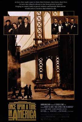 Once Upon a Time in America - 27 x 40 Movie Poster - Style A
