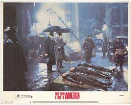 Once Upon a Time in America - 11 x 14 Movie Poster - Style F