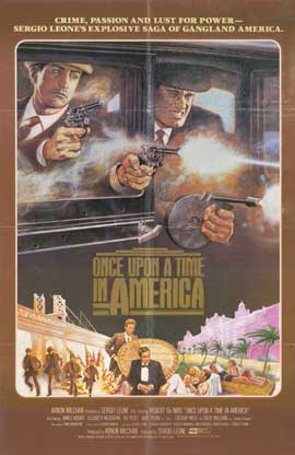 Once Upon a Time in America - 11 x 17 Movie Poster - Style C