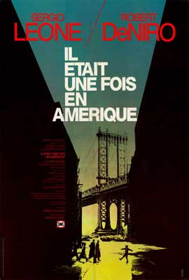 Once Upon a Time in America - 27 x 40 Movie Poster - French Style A
