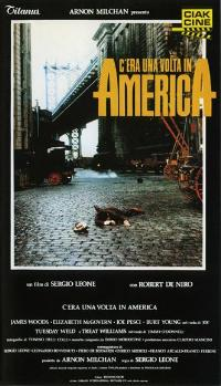 Once Upon a Time in America - 13 x 28 Movie Poster - Italian Style A