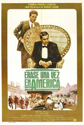 Once Upon a Time in America - 11 x 17 Movie Poster - Spanish Style B