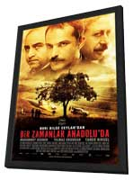 Once Upon a Time in Anatolia - 27 x 40 Movie Poster - Style B - in Deluxe Wood Frame