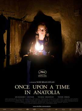 Once Upon a Time in Anatolia - 43 x 62 Movie Poster - Bus Shelter Style A