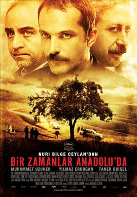 Once Upon a Time in Anatolia - 11 x 17 Movie Poster - Turkish Style F