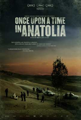 Once Upon a Time in Anatolia - 11 x 17 Movie Poster - Style B