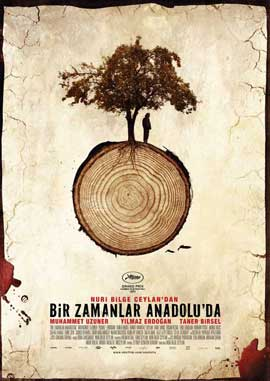 Once Upon a Time in Anatolia - 11 x 17 Movie Poster - Turkish Style E