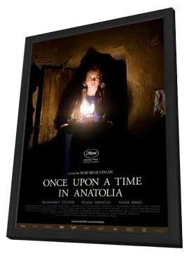 Once Upon a Time in Anatolia - 11 x 17 Movie Poster - Style A - in Deluxe Wood Frame