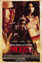Once Upon a Time in Mexico - 27 x 40 Movie Poster - Style A