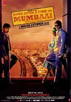 Once Upon a Time in Mumbai - 11 x 17 Movie Poster - Style A