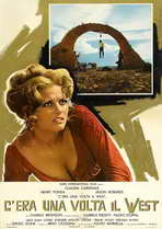 Once Upon a Time in the West - 27 x 40 Movie Poster - Italian Style A