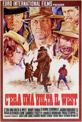 Once Upon a Time in the West - 11 x 17 Poster - Foreign - Style B