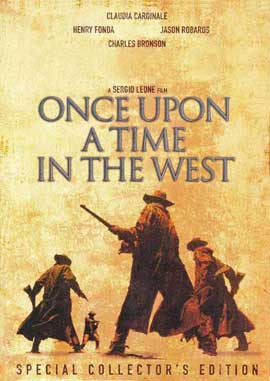 Once Upon a Time in the West - 11 x 17 Movie Poster - Style B
