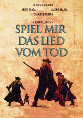Once Upon a Time in the West - 27 x 40 Movie Poster - German Style A