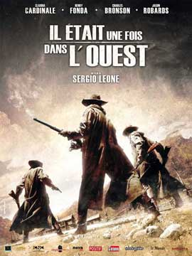 Once Upon a Time in the West - 11 x 17 Movie Poster - French Style A