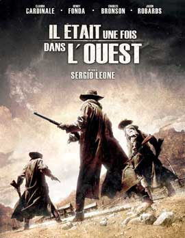 Once Upon a Time in the West - 27 x 40 Movie Poster - French Style A