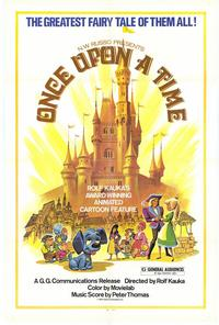 Once Upon a Time - 27 x 40 Movie Poster - Style A