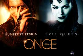 Once Upon a Time (TV) - 11 x 17 TV Poster - Style F