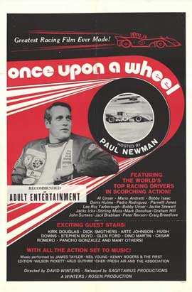 Once Upon a Wheel - 11 x 17 Movie Poster - Style A