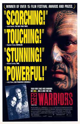 Once Were Warriors - 11 x 17 Movie Poster - Style C