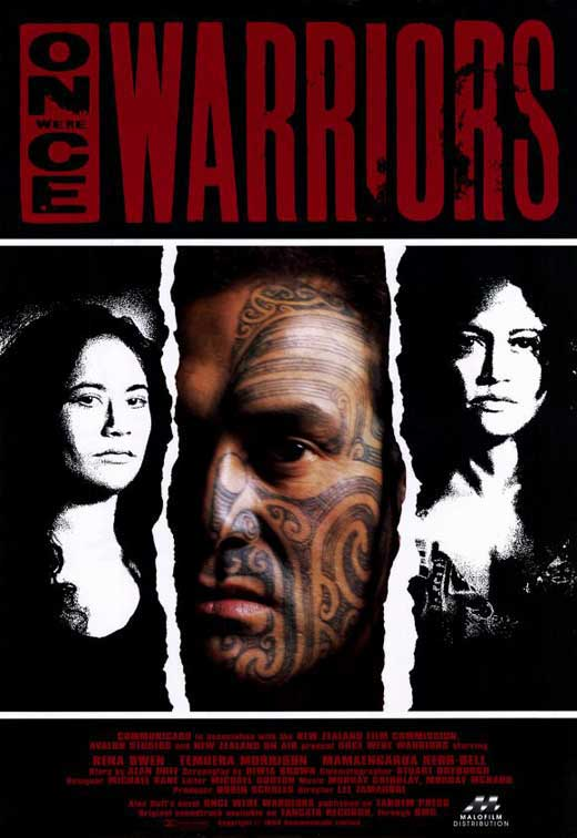 once were warriors Part of hawaii's talanoacontemporary pacific literature imprint, this first novel won the 1991 pen best first book award amid controversy over duff's perceived condemnation of maori society as largely.