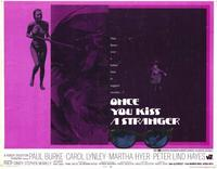 Once You Kiss a Stranger - 11 x 14 Movie Poster - Style A