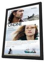 Ondine - 11 x 17 Movie Poster - Style A - in Deluxe Wood Frame