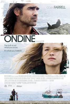 Ondine - 11 x 17 Movie Poster - Style A