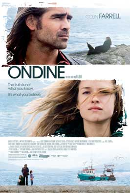 Ondine - 43 x 62 Movie Poster - Bus Shelter Style A