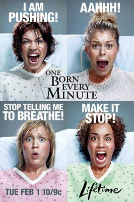 One Born Every Minute (TV) - 11 x 17 TV Poster - UK Style A