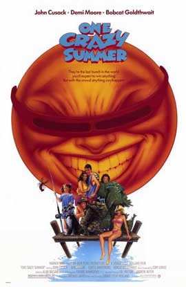 One Crazy Summer - 11 x 17 Movie Poster - Style A