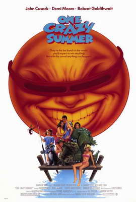 One Crazy Summer - 27 x 40 Movie Poster - Style A