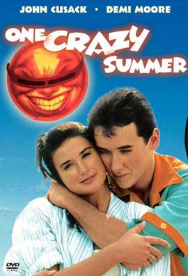 One Crazy Summer - 27 x 40 Movie Poster - Style B