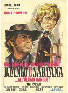 One Damned Day at Dawn - 11 x 17 Movie Poster - Italian Style A