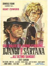 One Damned Day at Dawn - 39 x 55 Movie Poster - Italian Style A
