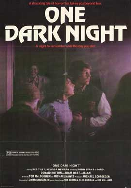 One Dark Night - 11 x 17 Movie Poster - Style A