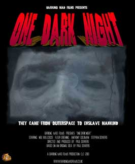 One Dark Night - 27 x 40 Movie Poster - UK Style A