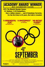 One Day In September - 11 x 17 Movie Poster - Style A