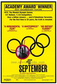 One Day In September - 43 x 62 Movie Poster - Bus Shelter Style A