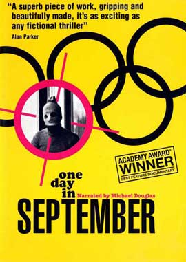 One Day In September - 11 x 17 Movie Poster - Style B