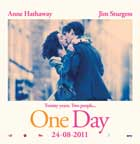One Day - 30 x 30 Movie Poster - Style A