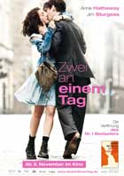 One Day - 11 x 17 Movie Poster - German Style A