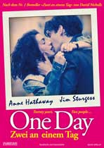 One Day - 11 x 17 Movie Poster - Swiss Style A