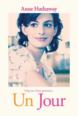 One Day - 11 x 17 Movie Poster - French Style C