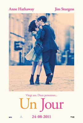 One Day - 11 x 17 Movie Poster - French Style D