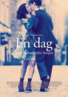 One Day - 27 x 40 Movie Poster - Swedish Style A