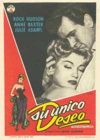 One Desire - 11 x 17 Movie Poster - Spanish Style A